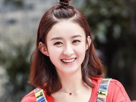 33岁赵丽颖眼皮下垂老态明显,冯绍峰频频深夜删微博,传婚姻触礁?