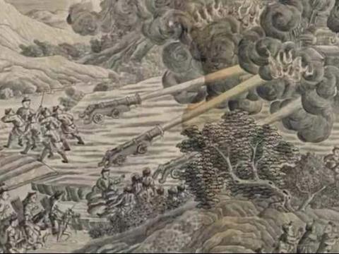 乾隆为何在金川之战中连斩两名朝廷重臣?此事与一位土司公主有关
