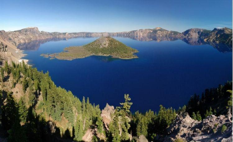 """美国最""""深""""湖泊,深589米堪比三座摩天大楼,游客却抢着去游泳"""