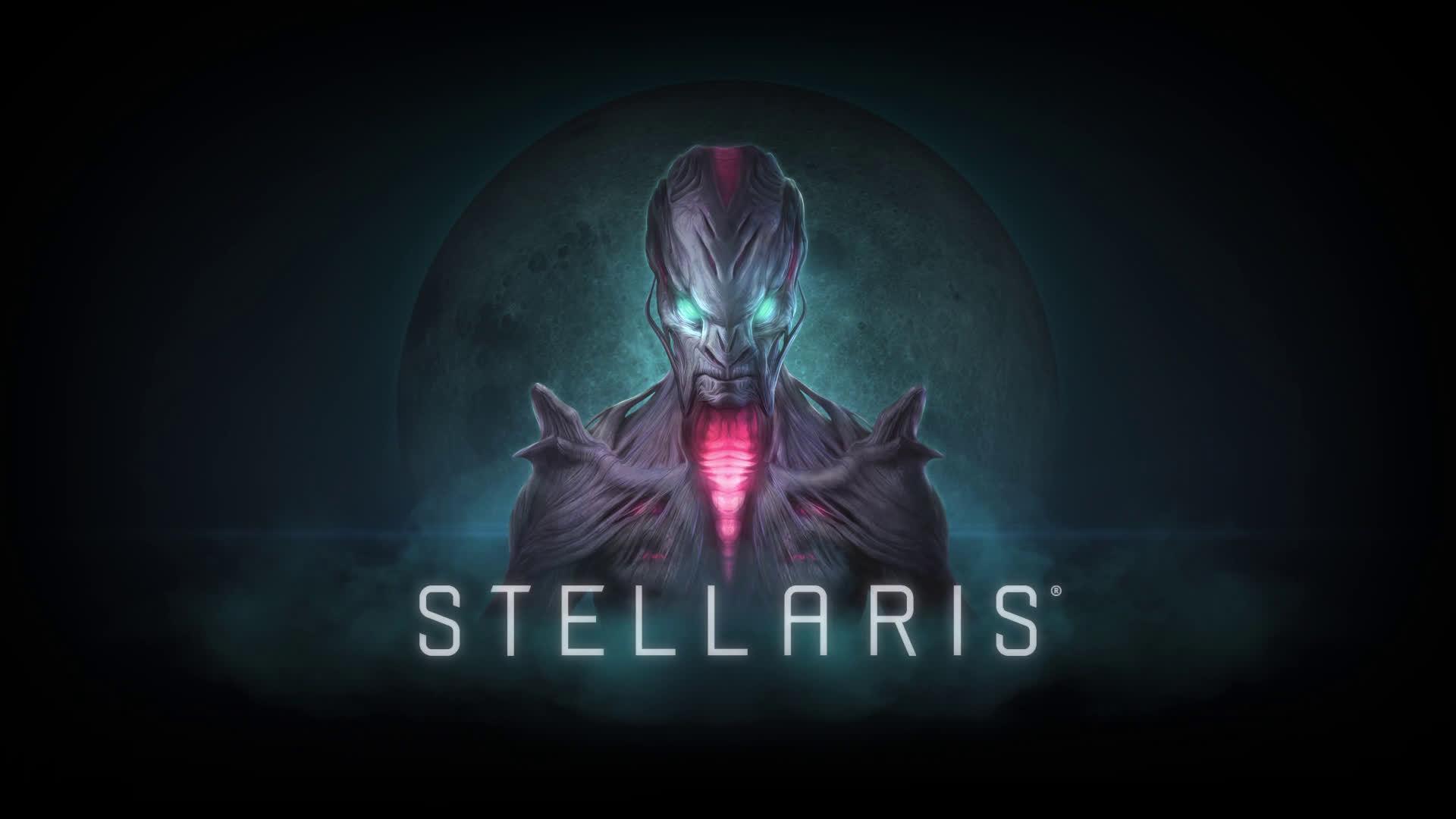 P社太空策略模拟游戏《群星》新DLC《死灵物种包》