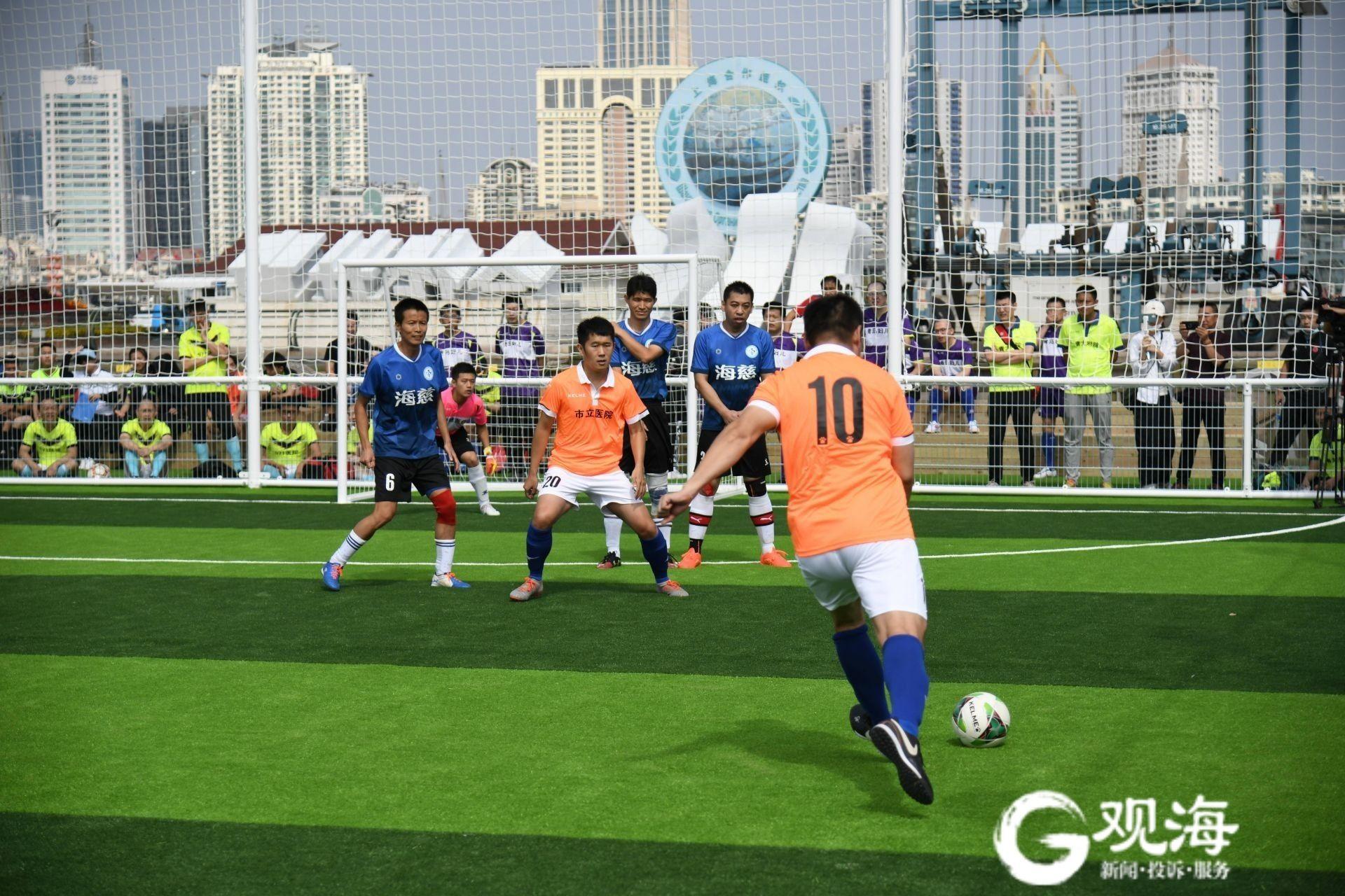 """青岛新建体育场地相当于增加了""""580个标准足球场"""""""
