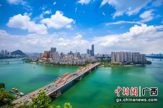 西南工业重镇柳州市今年前九个月水质全国第一