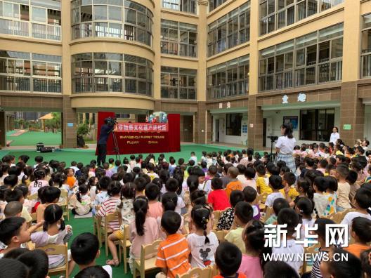 让非遗扎根校园——漳州市布袋木偶传承保护中心开展非遗进校园活动