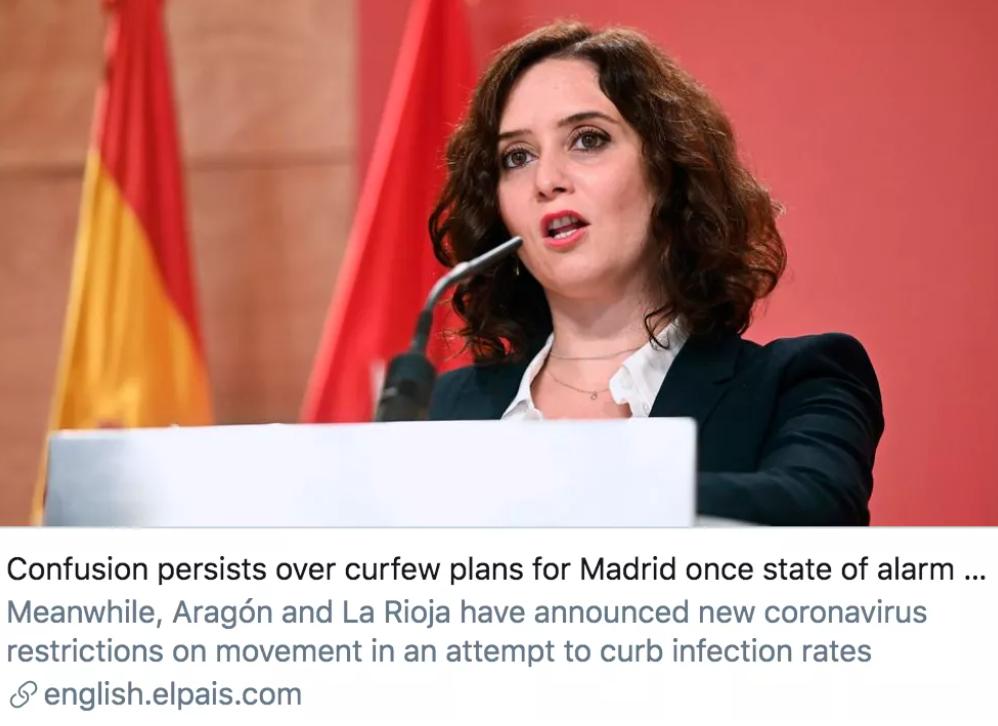 欧盟现首个确诊破百万国家,第二波疫情正成现实图片