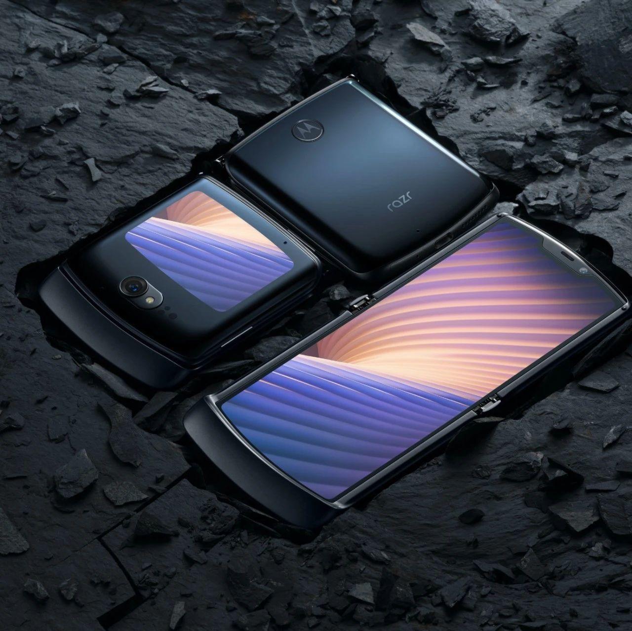 主攻折叠屏的Moto,能给予手机市场多少想象力?