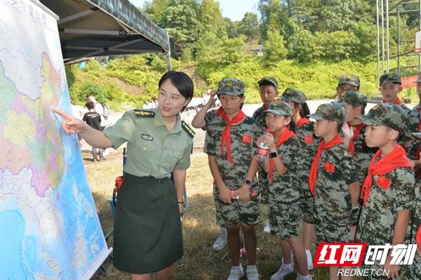 湖南:涵养青少年家国情怀 培育担当民族复兴大任的时代新人