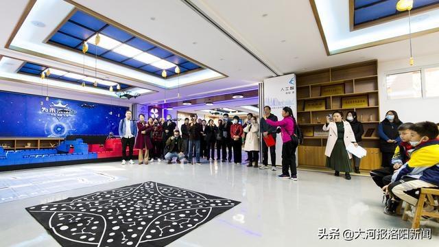 洛阳西工:一小学举办第四届科技嘉年华,人工智能走进校园
