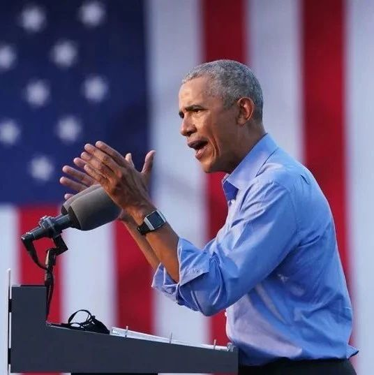 奥巴马怒怼特朗普抗疫不力:他连自己都保护不了!