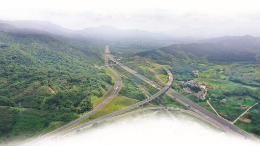 龙门县:大交通助力龙门深度融入大湾区