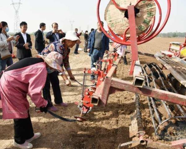 喷灌、微灌、管道灌溉……河南节水灌溉面积已达2200万亩