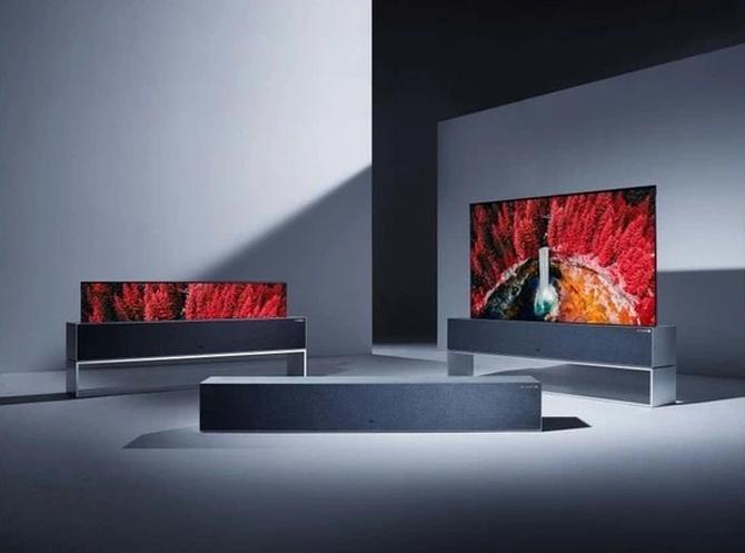 《【多彩联盟娱乐app登录】LG可卷曲电视终于上市 售价高达1亿韩元》