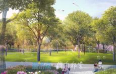 济南开元寺入口生态景观提升工程方案公示:营造绿化景观及广场等