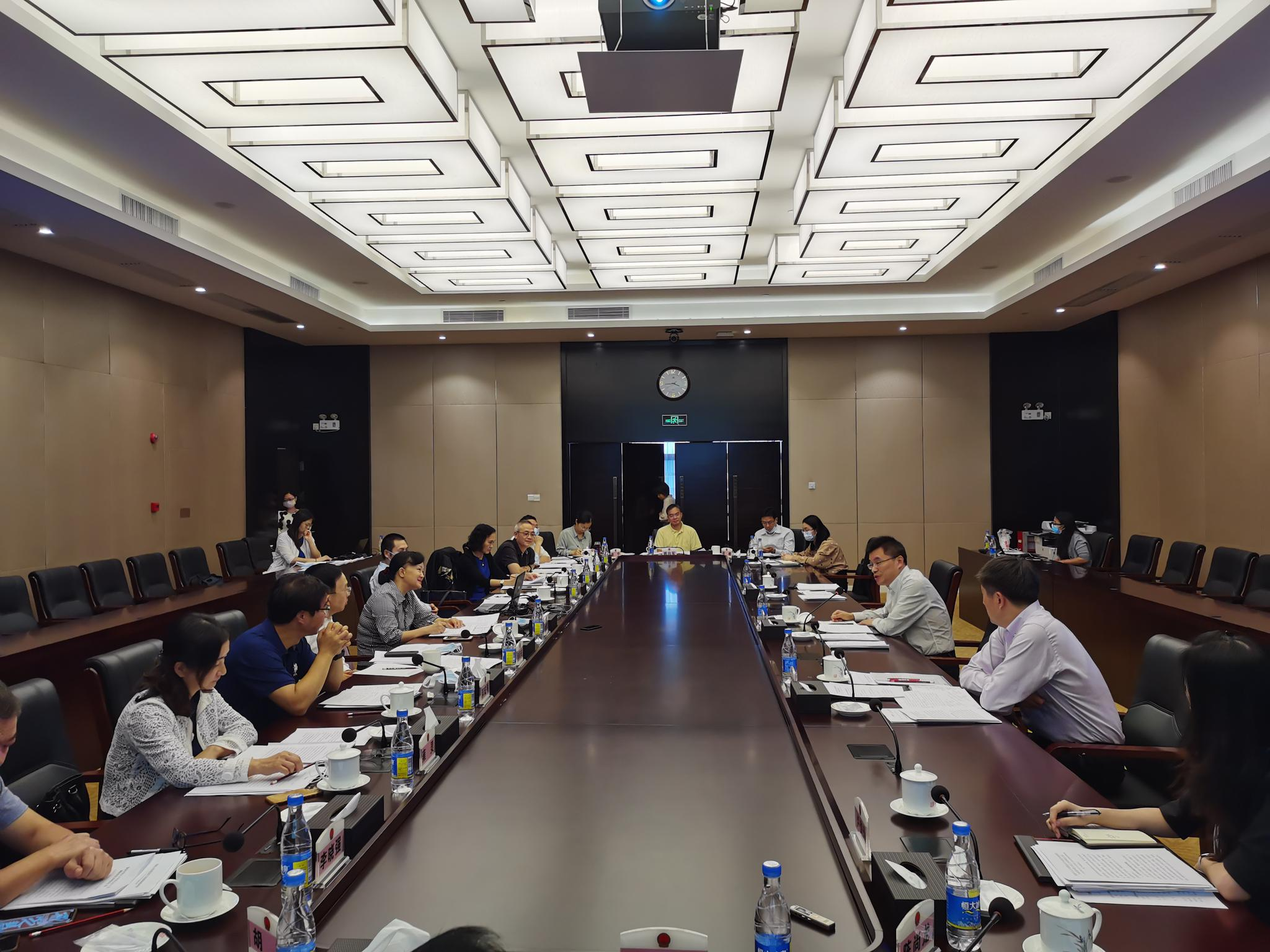 法制工委受邀参加全国人大常委会法工委备案审查工作调研座谈会