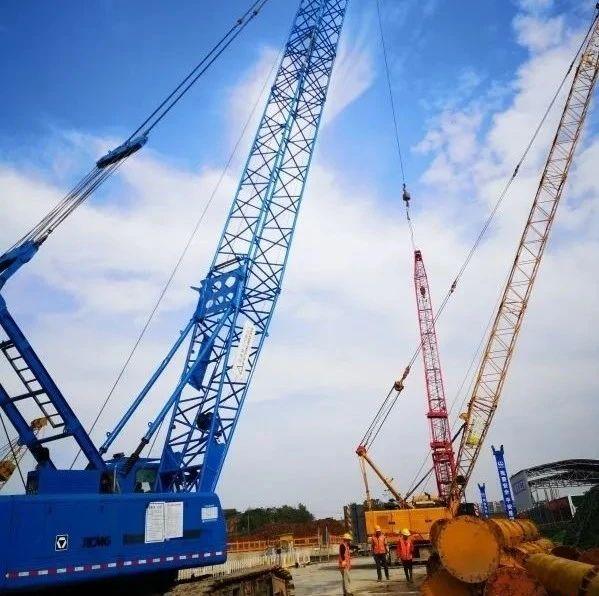 城建 | 武汉地铁7号线北延线汤云海站,全面进入主体结构开挖施工