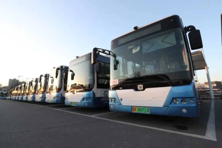 因和平南路施工 太原市多条公交线路临时调整