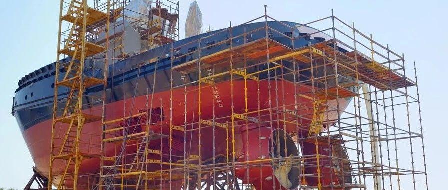 航运小知识 | 船舶油漆有什么过人之处?