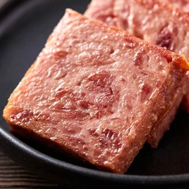 """全是大块肉粒的""""爆款""""午餐肉!奶酪、黑胡椒、西西里风味来袭"""