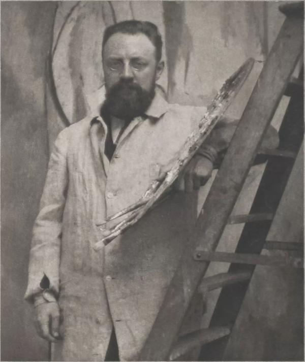 """马蒂斯诞辰150周年:蓬皮杜呈现特展""""如一本小说"""""""