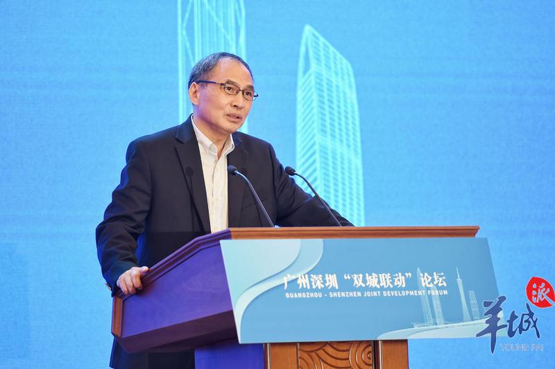 郑永年:将广深建设成为世界经济平台,构建南方共同市场