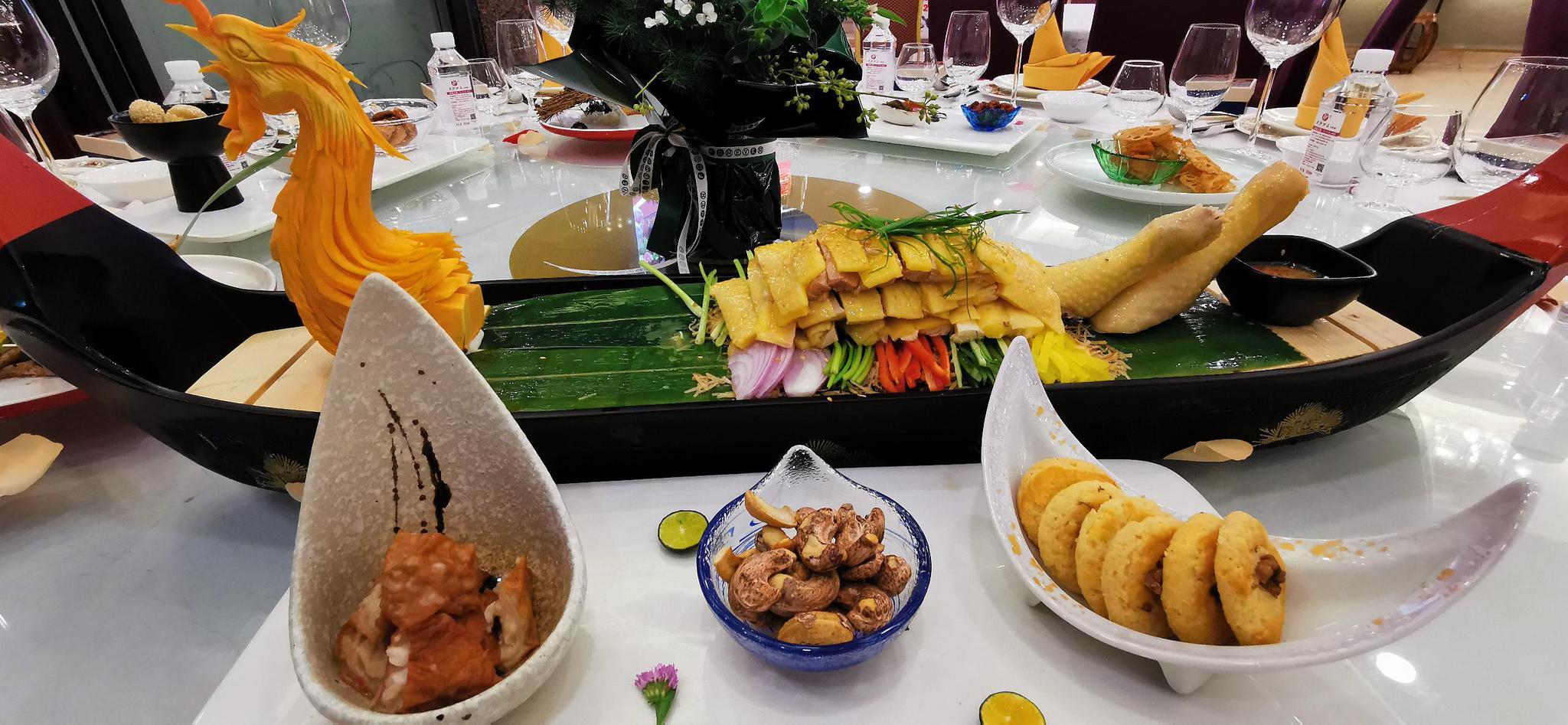 10月30日,吃货集结番禺祈福缤纷世界!2020年广州国际美食节主会场活动将盛大开幕