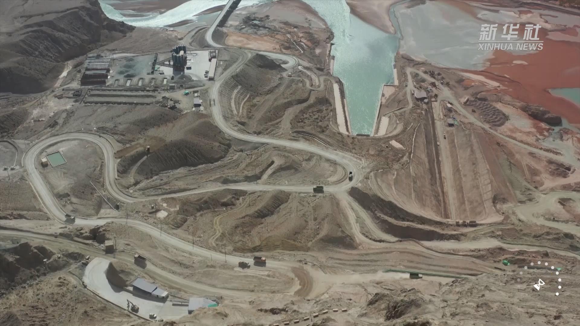 现场19秒|大峡谷托起大工程