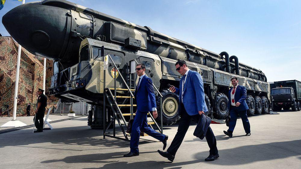 俄罗斯愿与美国共同冻结核弹头数量,《新削减战略武器条约》有望延长一年