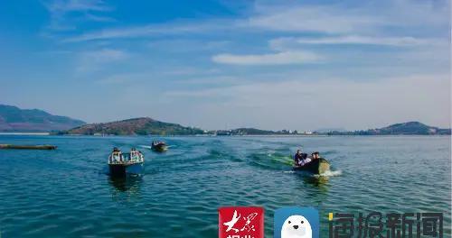 美丽云蒙湖:以鱼养水 涵养水资源