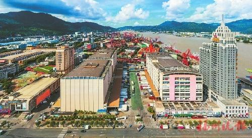 福州马尾加快打造国际冷链枢纽