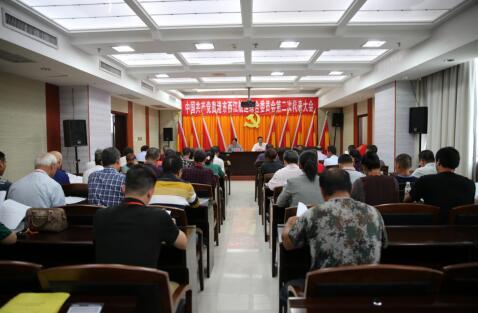西江航运综合党委召开第二次代表大会 补选党委委员和纪委委员