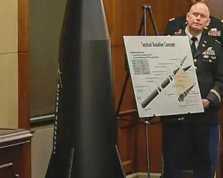17倍音速15厘米精度!美军高超音速导弹,要为所有伯克级装备