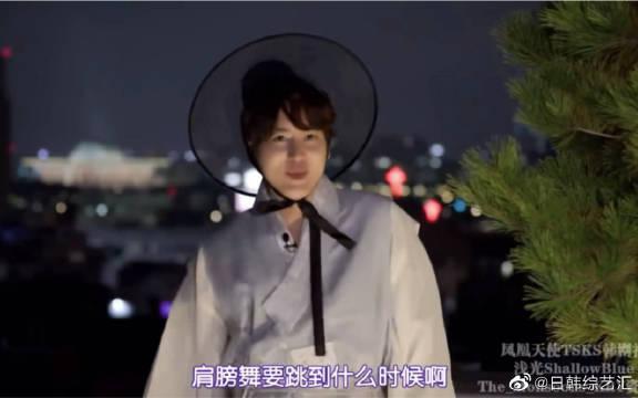 曺圭贤醉酒版(肩膀舞) 虽然有点羞耻,但是也太可爱了!!! .