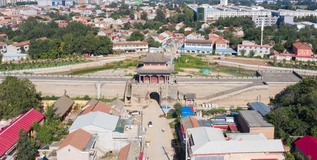 """千年古城大名府,北宋时的""""北京"""",现在成了河北的一个县"""