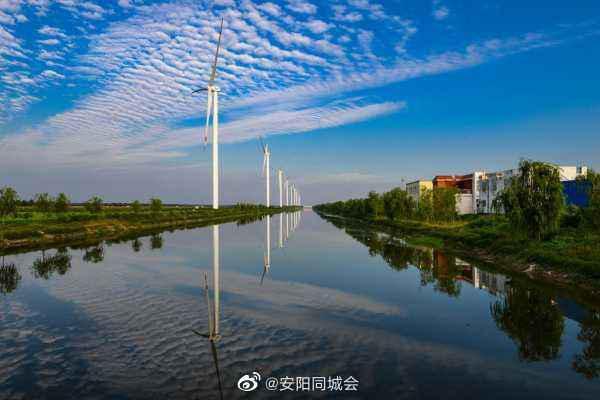 河南滑县:集镇提质换新颜 优美环境惠民生