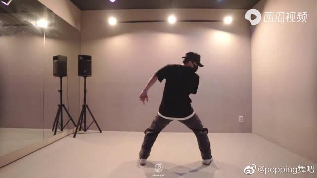 Jeremih MunHyun 编舞,舞蹈到位力量非凡