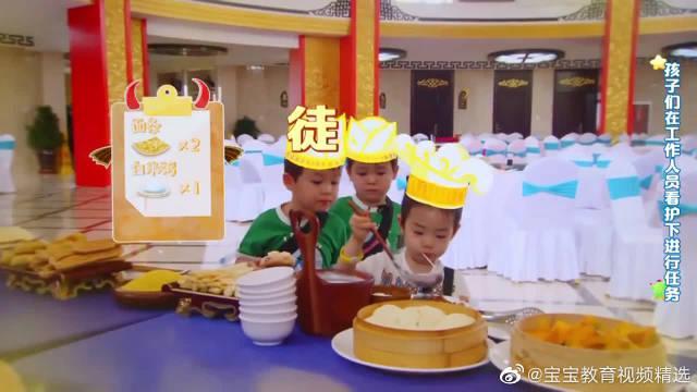 lucky给李承铉做黑暗早餐,甜甜圈配番茄酱!