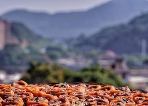一日游安溪不是看山水,只寻找手工制作的柿子