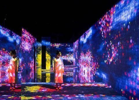 """VR和全息投影的互动天堂将是荥阳创造和更多""""童年回忆"""""""