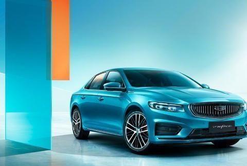 新款吉利新款星瑞将在北京车展上发售,丰富配置/沃尔沃引擎