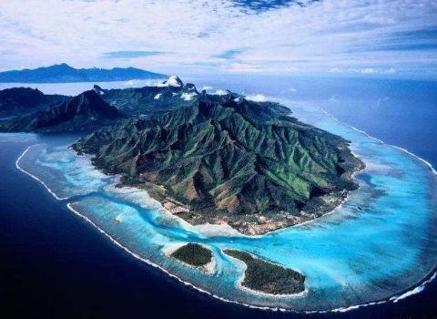 """南太平洋的""""幽灵岛"""",总是无故消失出现,就连飞机军舰也没办法"""