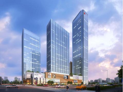 合肥汇景城携联华超市、金逸影城、汉堡王等主力品牌拟2021年开业