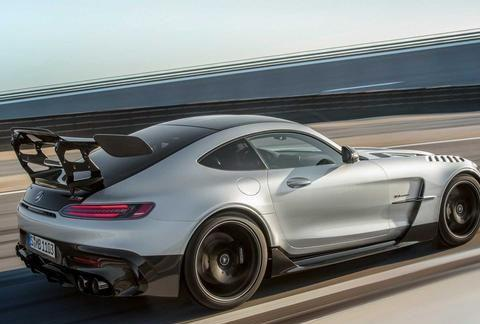 新车速递 奔驰中后置超级跑车渲染图曝光