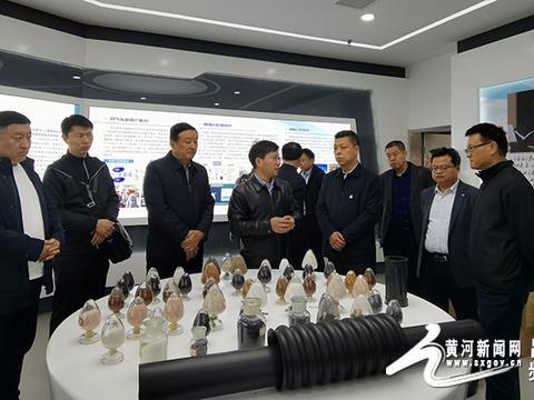 抢占人才高地 赢得发展先机柳林县与太原理工大学寻求校地合作