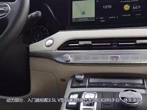 过弯稳如牛的SUV!纯进口配V6引擎+8AT,韩系车崛起靠它了