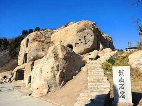 """山西被严重低估的山岳,被称太原""""新地标"""",40尊石雕堪比大同"""