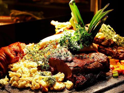 武汉富力万达嘉华酒店:美食汇全日餐厅全新升级