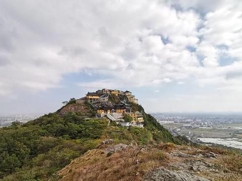 """温岭的小""""布达拉宫""""白峰山最新图片,附详细路线"""