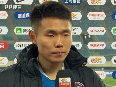 王上源:建业队保级感谢所有人,将这场比赛献给所有河南球迷!