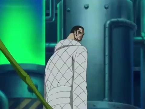 航海王:烟男被维尔戈打败,但是帮罗拿到了心脏