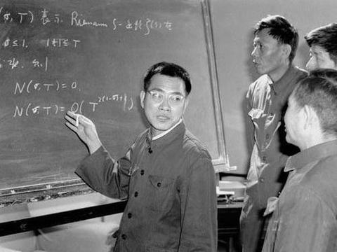天才数学家陈景润47岁娶29岁的女军医,老来得子的儿子近况如何