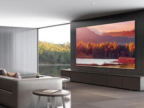 专业级音响系统+免遥控声控,这款电视值得选择